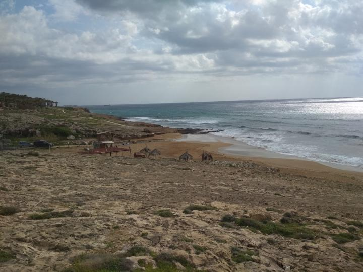 A place to surf in Paphos